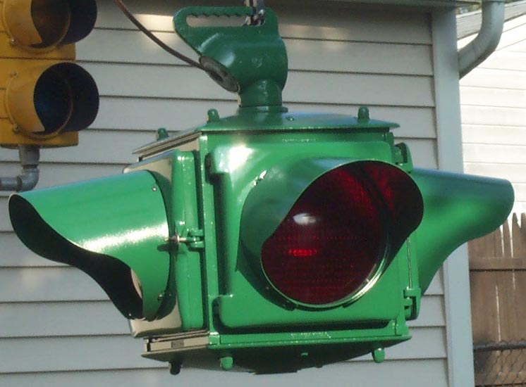 Crouse Hinds Type M Four Way Stop Beacon