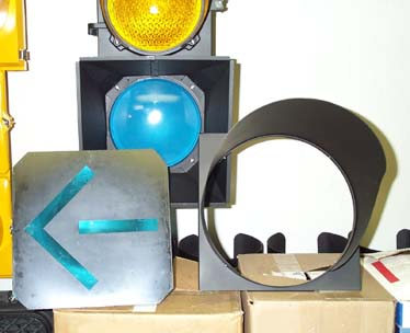 3m Programable Visability Traffic Signals